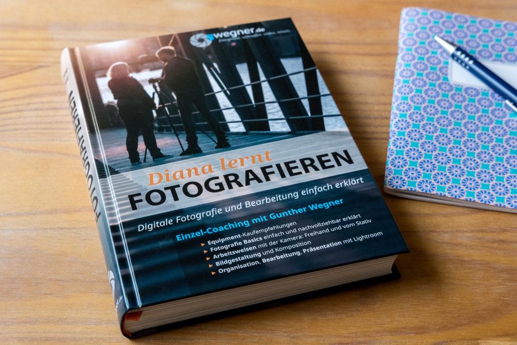 """Rezension: """"Diana lernt fotografieren"""" von Gunther Wegner"""