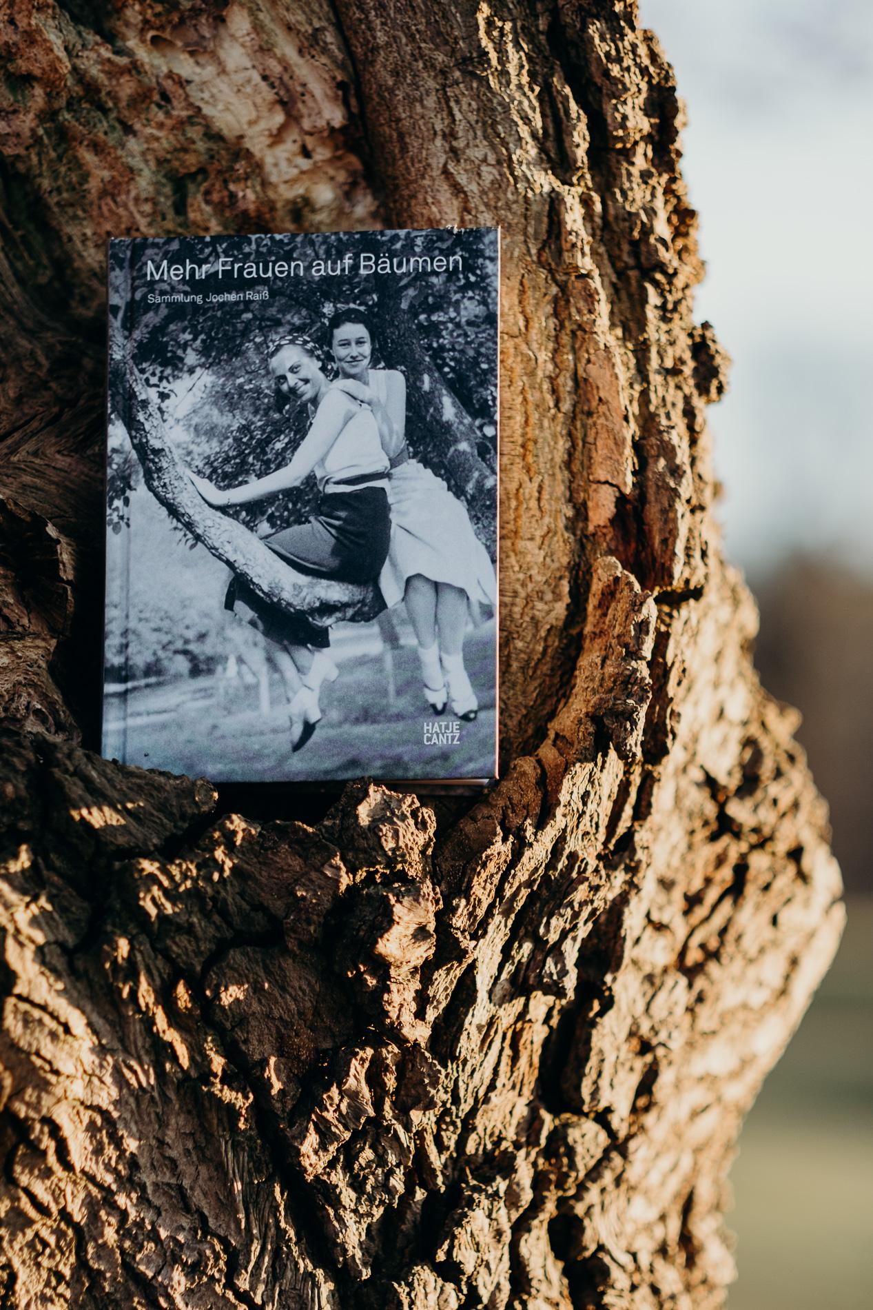 Frauen auf Bäumen - ein Revival