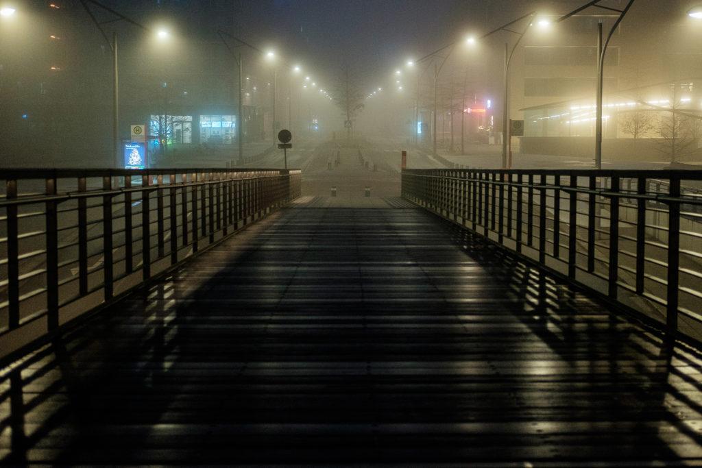 Unterwegs zur grauen Stunde