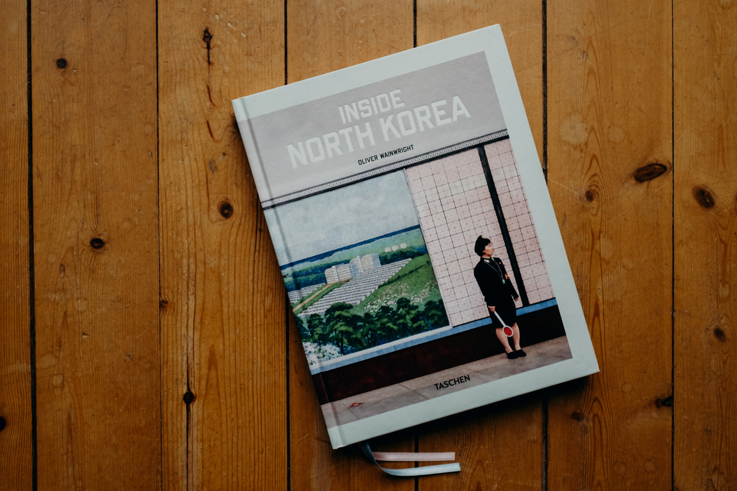 "Rezension: ""Inside North Korea"" von Oliver Wainwright"