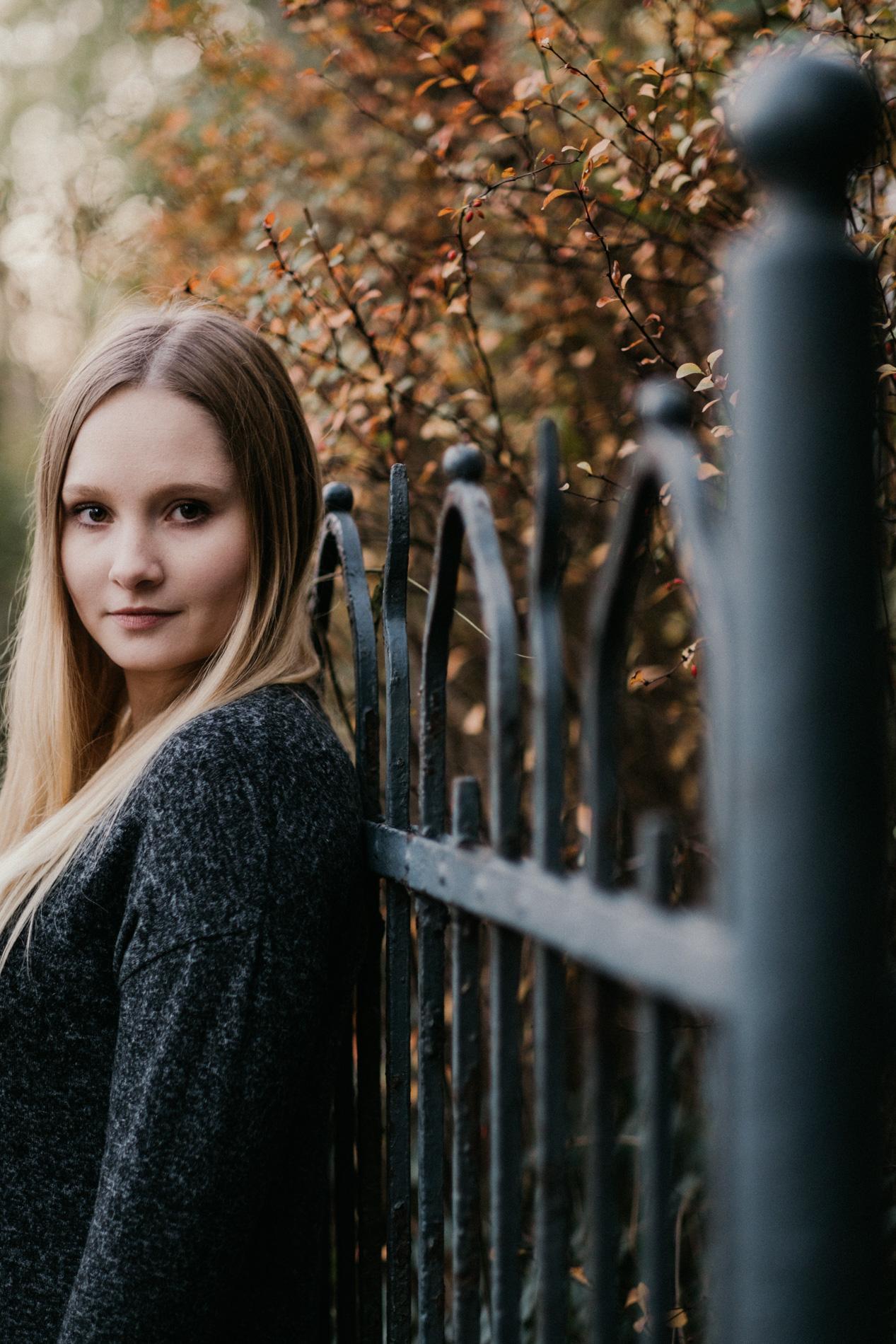 Schauspielerin Hamburg Portrait sistart Fotografin