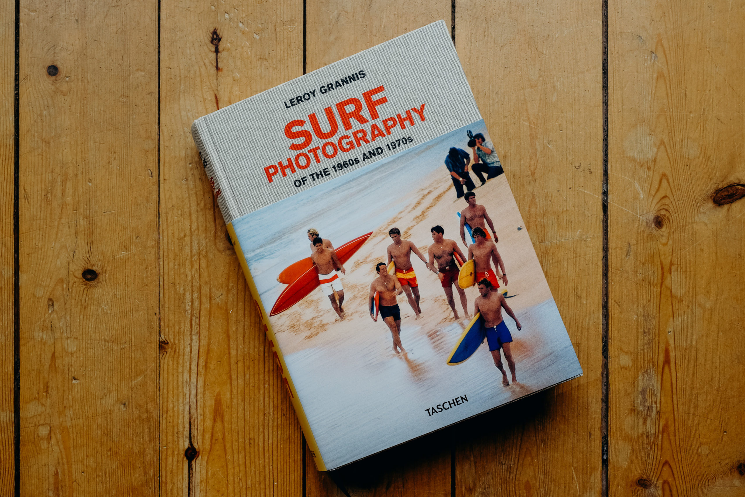 "Rezension: ""Surf Photography"" von LeRoy Grannis"